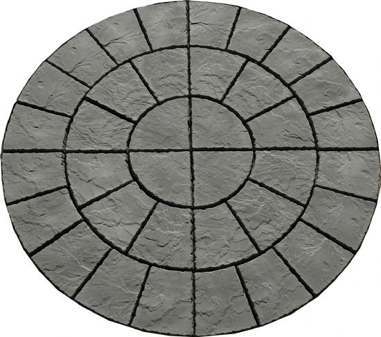 1800mm Rotunda Patio Kits ( 6 ft 0in ) dia